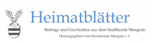 Read more about the article Heimatblätter 57