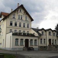 Hotelnostalgie in Herdringen.