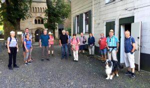 Augustwanderung des Heimatvereins<br>im Mengeder Nord-Westen