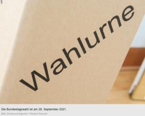 Read more about the article Wahlkampf- endspurt auf dem Mengeder Markt