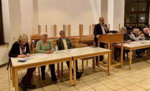 Read more about the article Gute Beteiligung an unserer Mitgliederversammlung