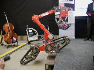 Read more about the article Roboter schützen Leben