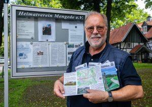 Read more about the article Neuer Flyer des Heimatvereins Mengede<br>lädt zum Wandern ein