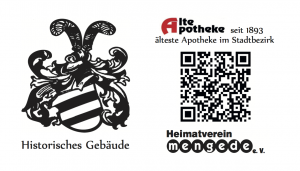 QR-Alte Apotheke<br>Am Amtshaus 19
